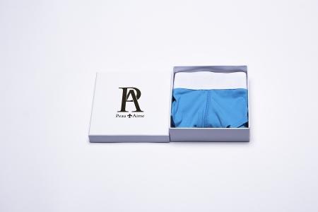 Shorty Joséphine bleu arctique