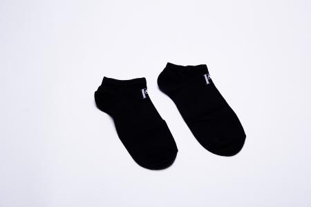 chaussette basse noire peauaime